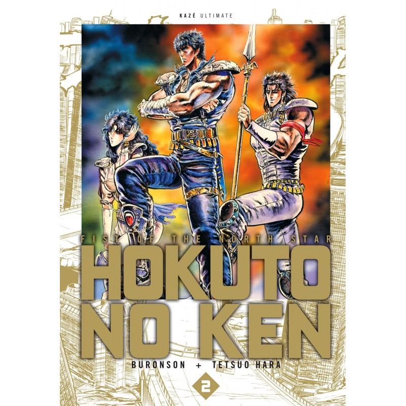HOKUTO NO KEN T02 - Manga au prix de 13,29€