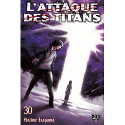 L ATTAQUE DES TITANS T30 - Manga au prix de 6,95€