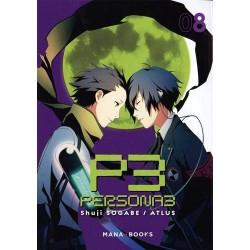 PERSONA 3 T08 - Manga au prix de 7,90€