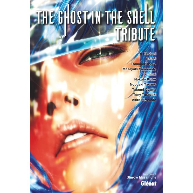 THE GHOST IN THE SHELL TRIBUTE - Manga au prix de 14,95€
