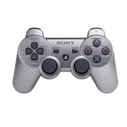 MANETTE PS3 DUALSHOCK GRISE - Accessoires PS3 au prix de 19,95€