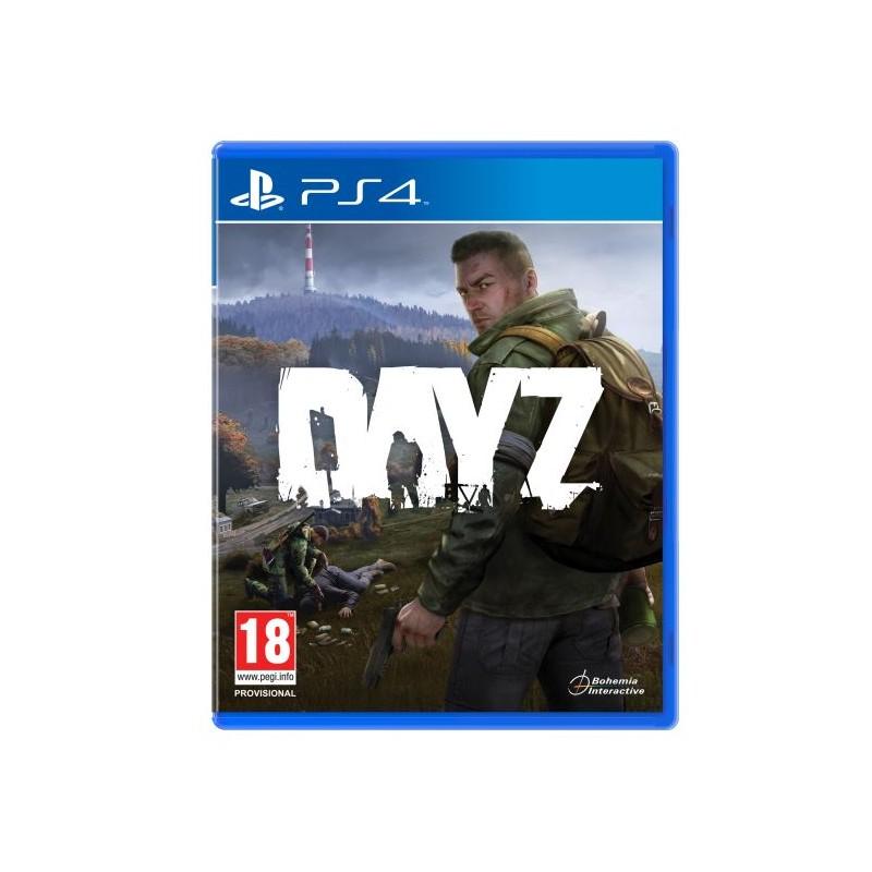 PS4 DAYZ OCC - Jeux PS4 au prix de 24,95€