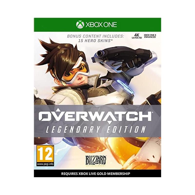 XONE OVERWATCH LEGENDARY EDITION OCC - Jeux Xbox One au prix de 19,95€