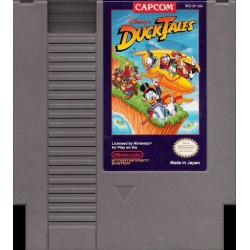 NES DUCKTALES (LOOSE) - Jeux NES au prix de 9,95€