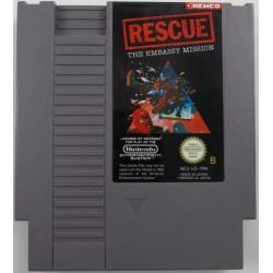 NES RESCUE THE EMBASSY MISSION (LOOSE) - Jeux NES au prix de 6,95€