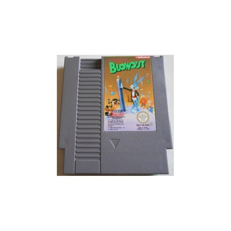 NES THE BUGS BUNNY BLOWOUT (LOOSE) - Jeux NES au prix de 9,95€
