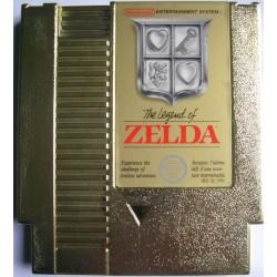 NES THE LEGEND OF ZELDA (LOOSE) - Jeux NES au prix de 29,95€