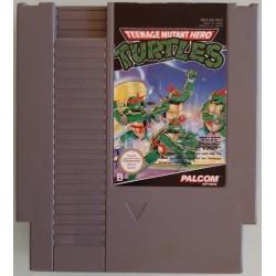 NES TEENAGE MUTANT HERO TURTLES (LOOSE) - Jeux NES au prix de 6,95€