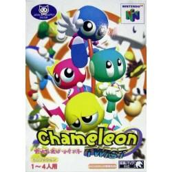 N64 CHAMELEON TWIST (IMPORT JAP) - Jeux Nintendo 64 au prix de 29,95€