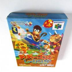 N64 DIDDY KONG RACING (IMPORT JAP) - Jeux Nintendo 64 au prix de 19,95€