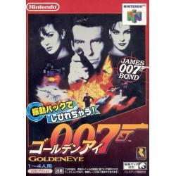 N64 GOLDEN EYE 007 (IMPORT JAP) - Jeux Nintendo 64 au prix de 39,95€