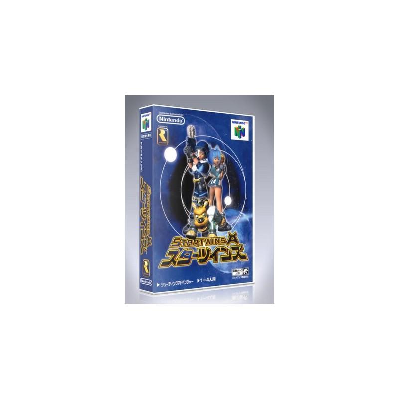 N64 JET FORCE GEMINI STAR TWINS (IMPORT JAP) - Jeux Nintendo 64 au prix de 14,95€