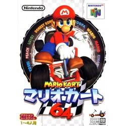 N64 MARIO KART 64 (IMPORT JAP) - Jeux Nintendo 64 au prix de 19,95€