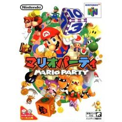 N64 MARIO PARTY (IMPORT JAP) - Jeux Nintendo 64 au prix de 19,95€