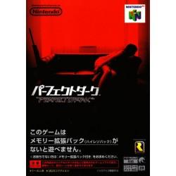N64 PERFECT DARK (IMPORT JAP) - Jeux Nintendo 64 au prix de 29,95€