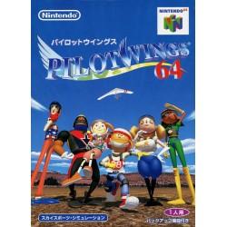 N64 PILOTWINGS (IMPORT JAP) - Jeux Nintendo 64 au prix de 12,95€