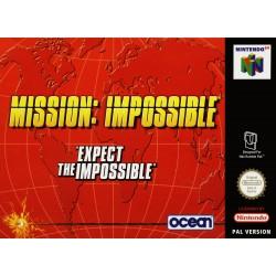 N64 MISSION IMPOSSIBLE - Jeux Nintendo 64 au prix de 14,95€
