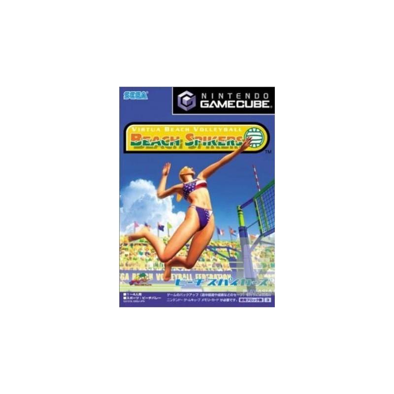 GC BEACH SPIKER (IMPORT JAP) - Jeux GameCube au prix de 9,95€