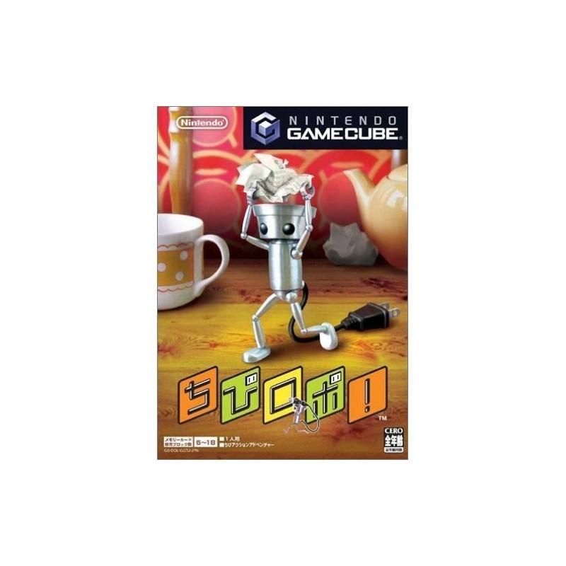 GC CHIBI ROBO (IMPORT JAP) - Jeux GameCube au prix de 19,95€