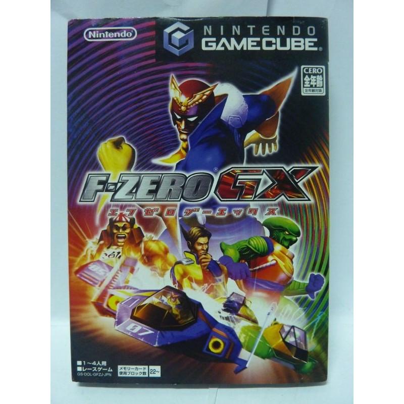 GC F ZERO GX (IMPORT JAP) - Jeux GameCube au prix de 24,95€