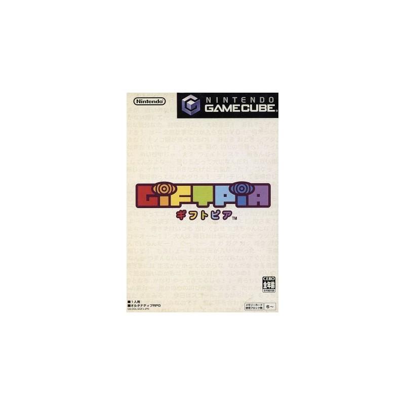 GC GIFTPIA (IMPORT JAP) - Jeux GameCube au prix de 29,95€