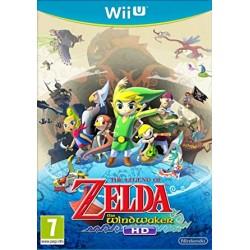 WIU THE LEGEND OF ZELDA THE WIND WAKER HD - Jeux Wii U au prix de 14,95€