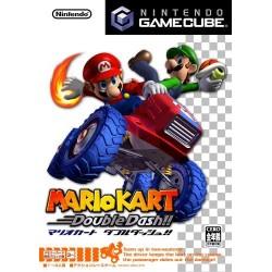 GC MARIO KART DOUBLE DASH (IMPORT JAP) - Jeux GameCube au prix de 14,95€