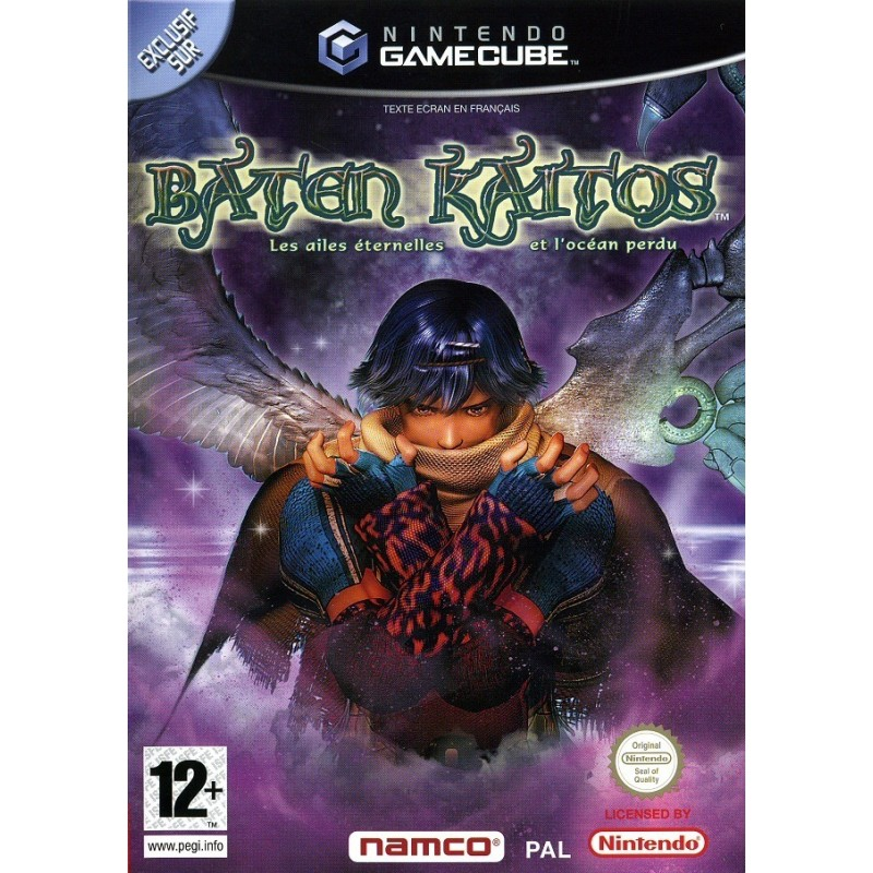 GC BATEN KAITOS - Jeux GameCube au prix de 54,95€