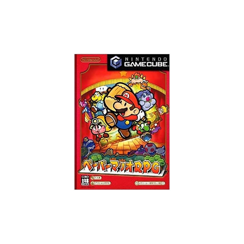 GC PAPER MARIO LA PORTE MILLENAIRE (IMPORT JAP) - Jeux GameCube au prix de 29,95€
