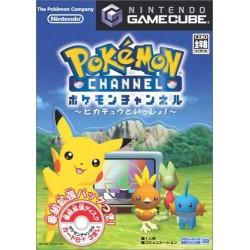GC POKEMON CHANNEL (IMPORT JAP) - Jeux GameCube au prix de 14,95€