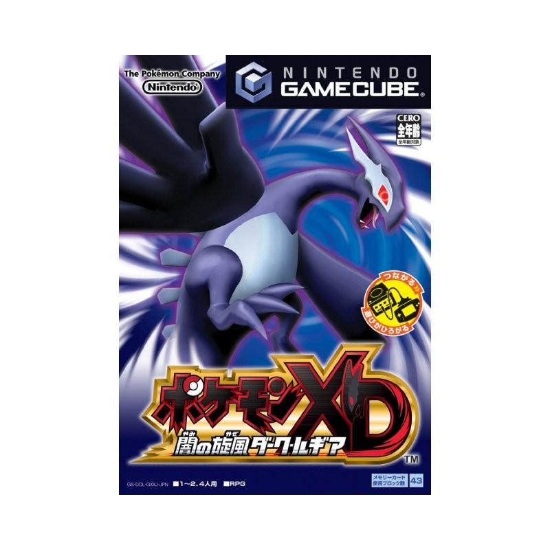 GC POKEMON XD (IMPORT JAP) - Jeux GameCube au prix de 29,95€
