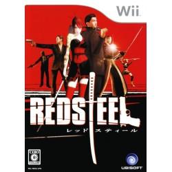 WII RED STEEL (IMPORT JAP) - Jeux Wii au prix de 3,95€