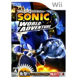 WII SONIC WORLD ADVENTURE (IMPORT JAP) - Jeux Wii au prix de 4,95€