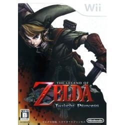 WII THE LEGEND OF ZELDA TWILIGHT PRINCESS (IMPORT JAP) - Jeux Wii au prix de 9,95€