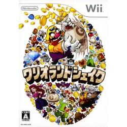 WII WARIO LAND THE SHAKE DIMENSION (IMPORT JAP) - Jeux Wii au prix de 9,95€