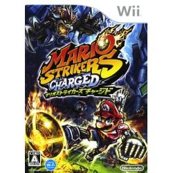 WII MARIO STRIKERS CHARGED FOOTBALL (IMPORT JAP) - Jeux Wii au prix de 12,95€