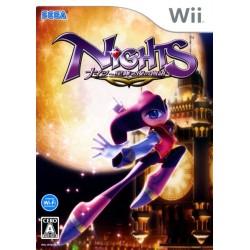 WII NIGHTS JOURNEY OF DREAMS (IMPORT JAP) - Jeux Wii au prix de 7,95€