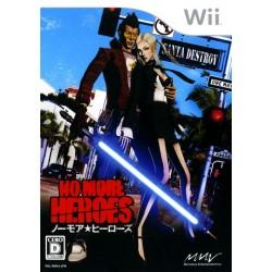 WII NO MORE HEROES (IMPORT JAP) - Jeux Wii au prix de 4,95€