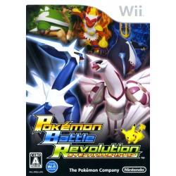 WII POKEMON BATTLE REVOLUTION (IMPORT JAP) - Jeux Wii au prix de 4,95€