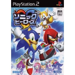 GC SONIC HEROES (IMPORT JAP) - Jeux GameCube au prix de 14,95€