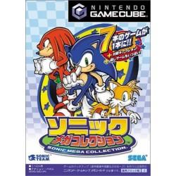 GC SONIC MEGA COLLECTION (IMPORT JAP) - Jeux GameCube au prix de 12,95€