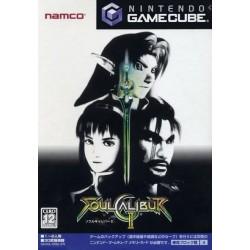 GC SOUL CALIBUR 2 (IMPORT JAP) - Jeux GameCube au prix de 9,95€