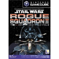 GC STAR WARS ROGUE SQUADRONS II (IMPORT JAP) - Jeux GameCube au prix de 19,95€