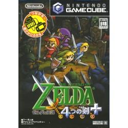 GC THE LEGEND OF ZELDA FOUR SWORDS ADVENTURES (IMPORT JAP) - Jeux GameCube au prix de 24,95€