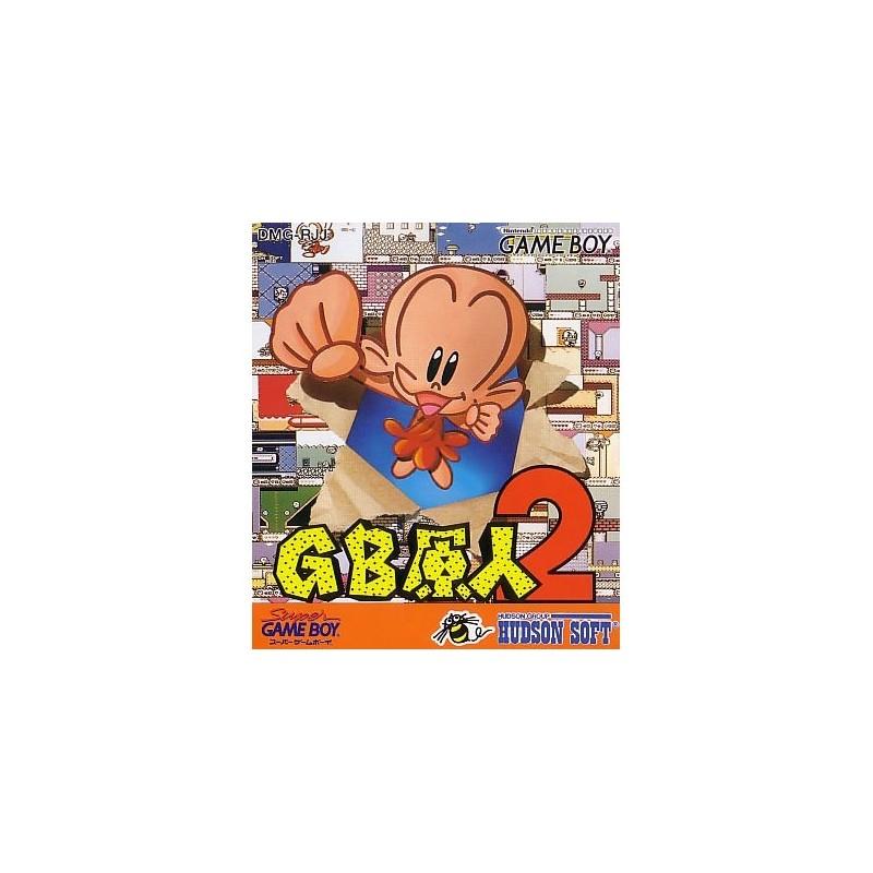 GB GENJIN 2 (IMPORT JAP) - Jeux Game Boy au prix de 24,95€