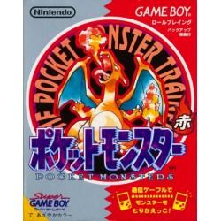 GB POKEMON ROUGE (IMPORT JAP) - Jeux Game Boy au prix de 39,95€