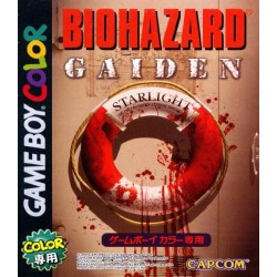 GB BIOHAZARD GAIDEN (IMPORT JAP) - Jeux Game Boy au prix de 59,95€