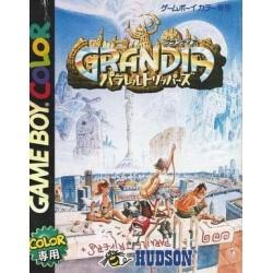 GB GRANDIA PARALLEL TRIPPERS (IMPORT JAP) - Jeux Game Boy au prix de 14,95€