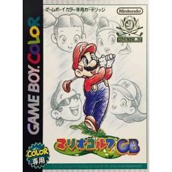 GB MARIO GOLF (IMPORT JAP) - Jeux Game Boy au prix de 19,95€