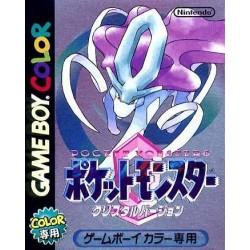 GB POKEMON CRISTAL (IMPORT JAP) - Jeux Game Boy au prix de 29,95€